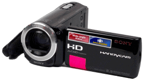 Video-Kamera SONY HDR-CX250E