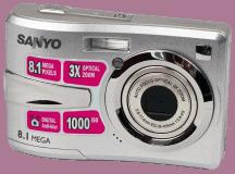 Digitale Kamera Sanyo VPC